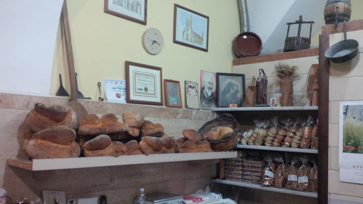 bottega con pane