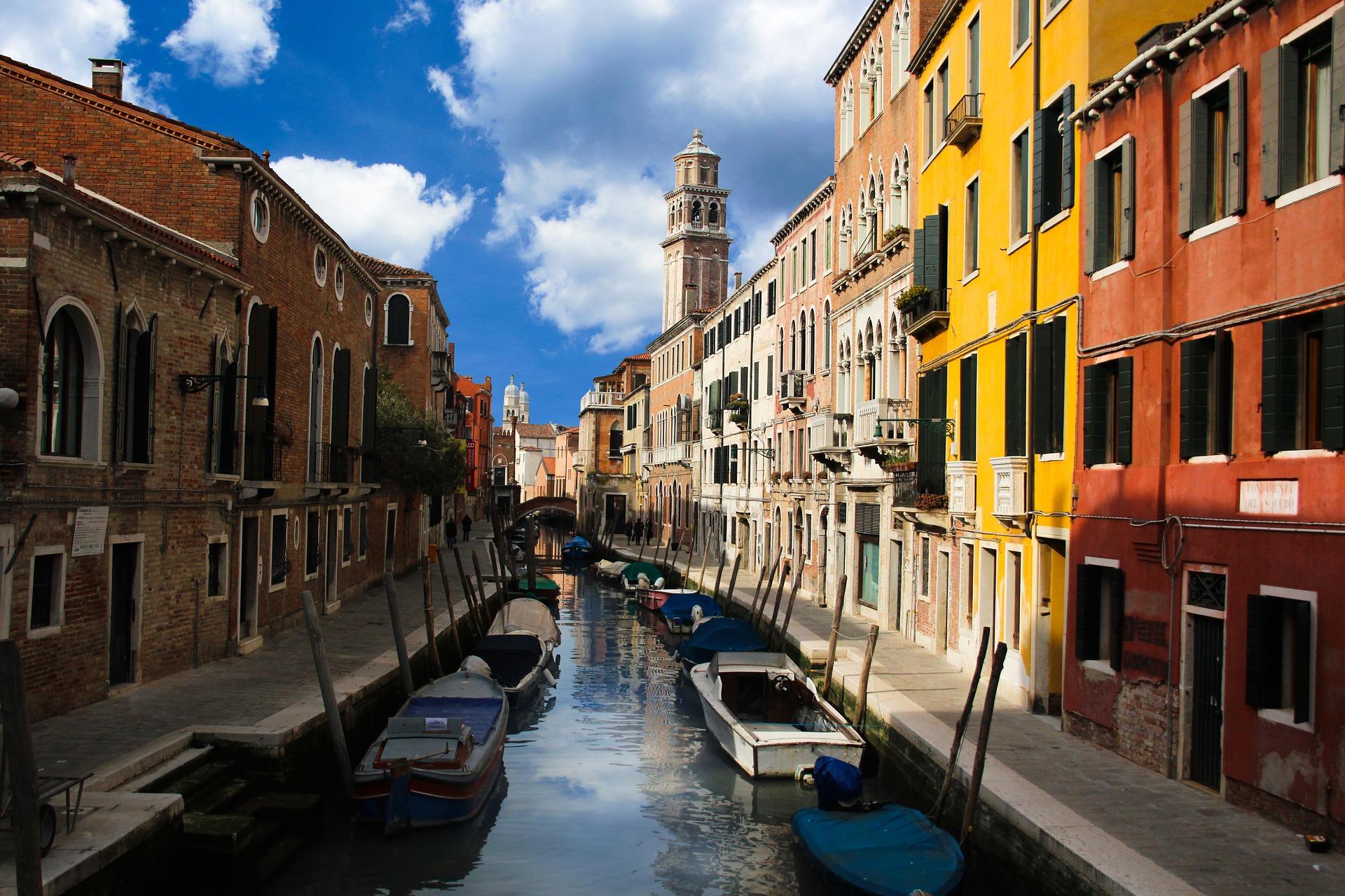 Bezauberndes Venedig