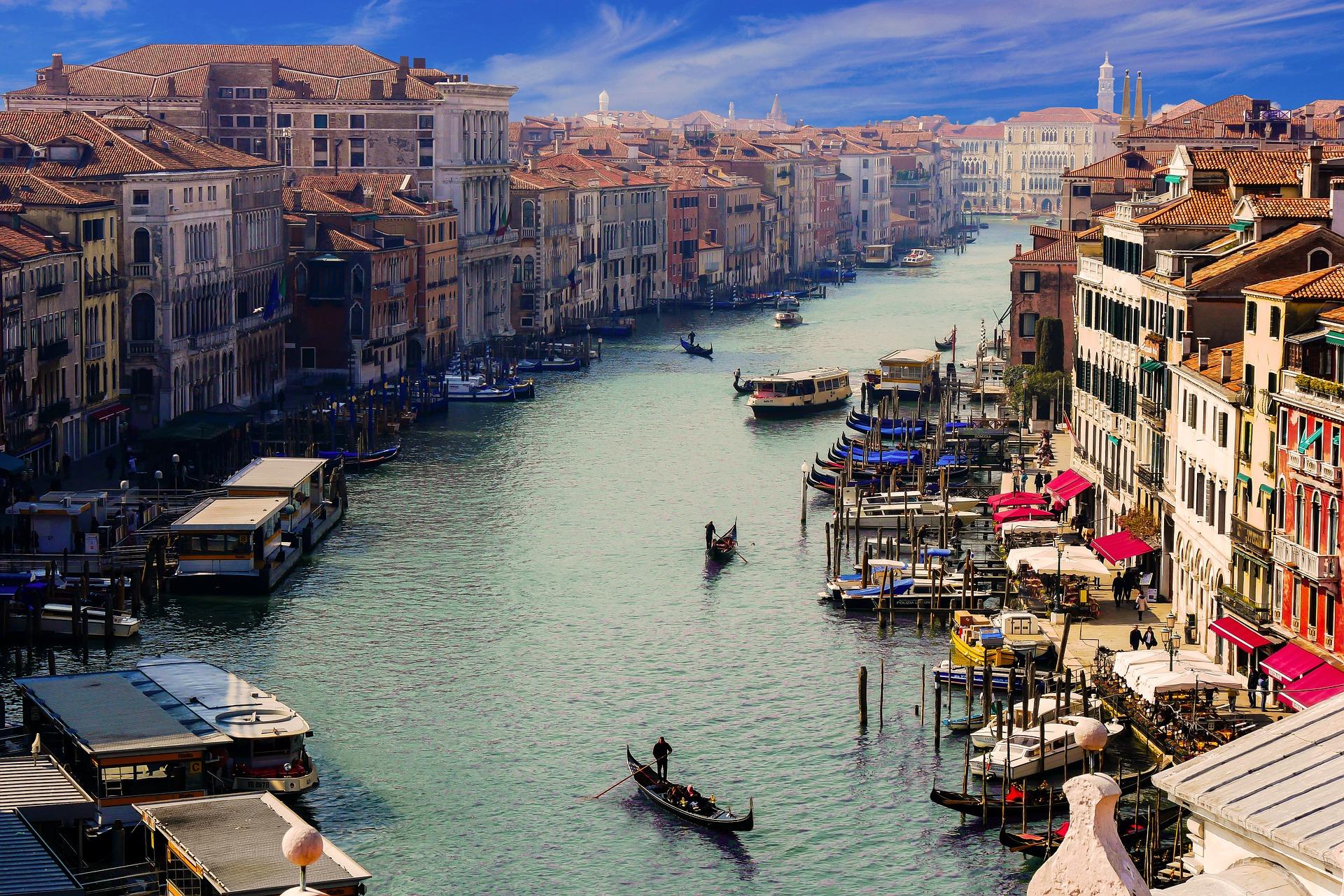 Stadtreise Unbekannte Venedig