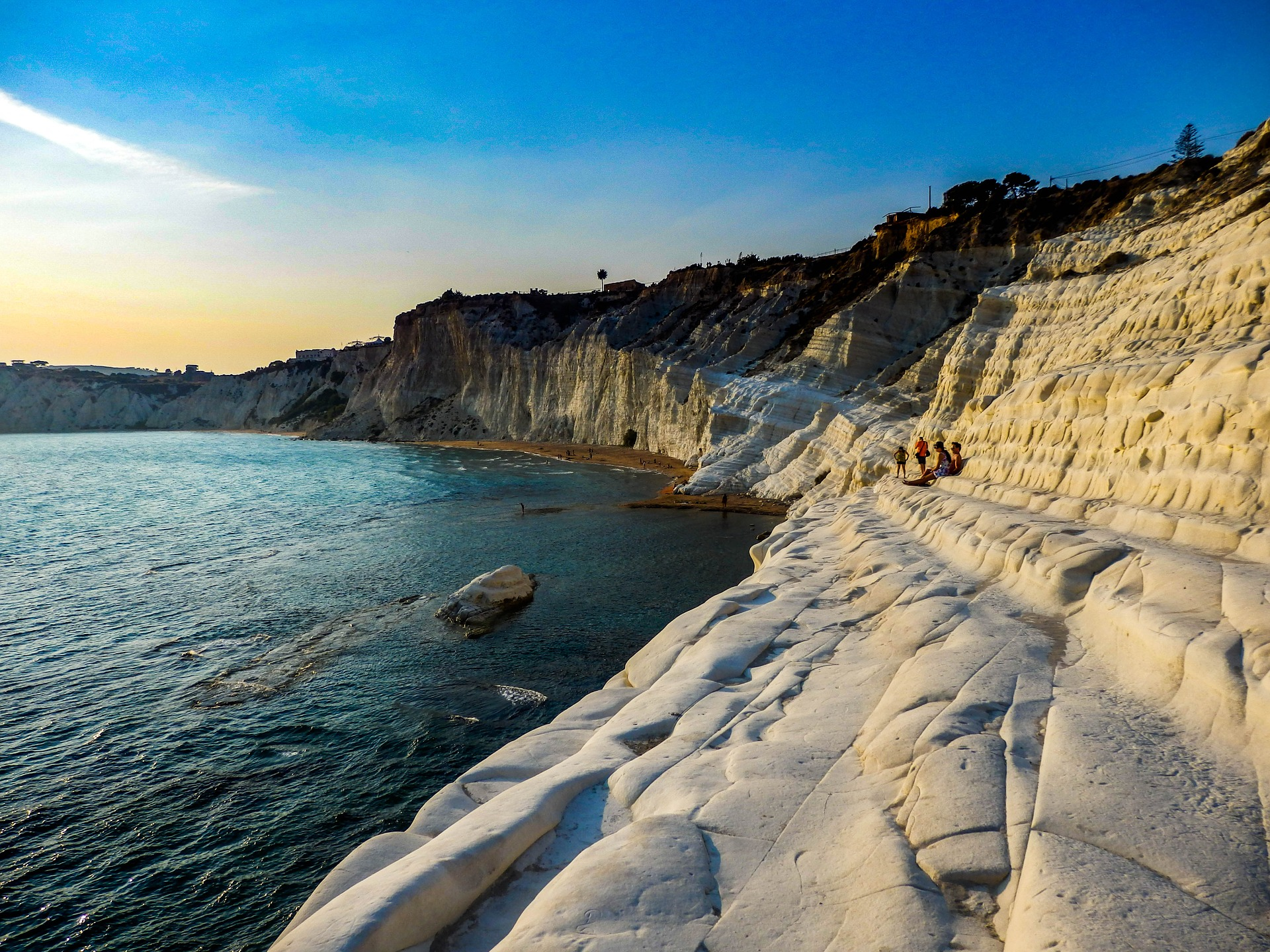 Sicilia | scala dei turchi